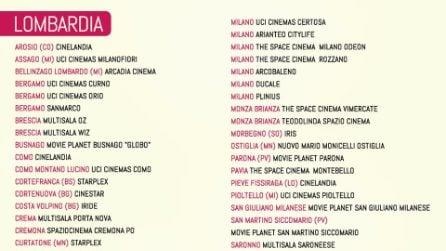 Unposted di Chiara Ferragni: l'elenco completo delle sale al cinema dove vederlo