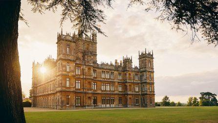 Una notte da ospiti nel castello di Downton Abbey