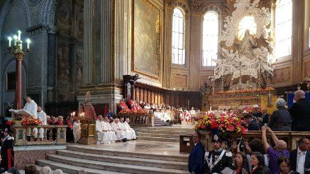 Napoli, Miracolo San Gennaro 2019: si è sciolto il sangue