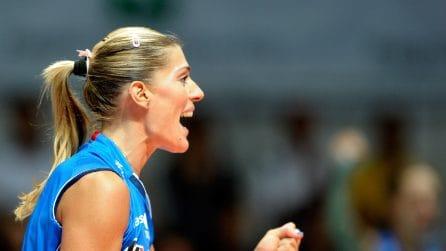 """Lascia la Pallavolo Francesca Piccinini: """"Esco di scena da vincente"""""""