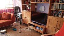 Terremoto in Albania: danni alle case, migliaia di persone in strada