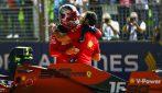Ferrari sugli scudi, Leclerc in pole position anche a Singapore