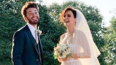 Le foto del matrimonio di Camilla Filippi e Stefano Lodovichi