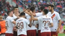 Serie A 19-20, le immagini di Bologna-Roma