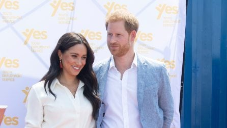 I look di Meghan Markle per il tour in Africa con Harry