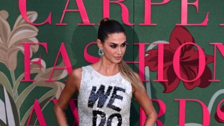 Green Carpet Fashion Awards, tutti i look delle star