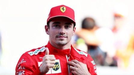 Leclerc come Schumacher, a Sochi arriva la quarta pole position consecutiva