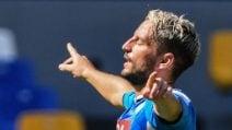 Serie A, le immagini di Napoli-Brescia