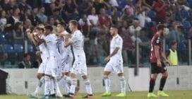 Serie A 2019/2020, le immagini di Cagliari-Hellas