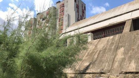 Roma, 13enne si suicida lanciandosi dal nono piano di un palazzo: il luogo della tragedia