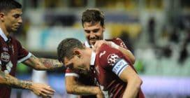 Serie A 19-20, le immagini di Parma-Torino