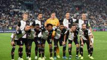 Champions League, le immagini di Juventus-Bayer Leverkusen