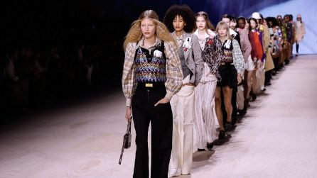 Louis Vuitton collezione Primavera/Estate 2020