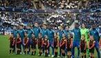 Champions League, le immagini di Genk-Napoli