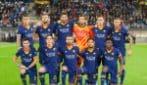 Europa League, le immagini di Wolfsberg-Roma