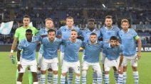 Europa League, le immagini di Lazio-Rennes