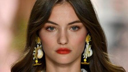 Tutti i rossetti rossi delle Fashion Week 2019