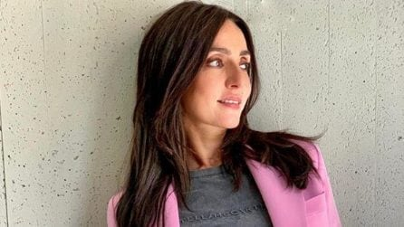 Il blazer rosa, il capo must per l'autunno 2019