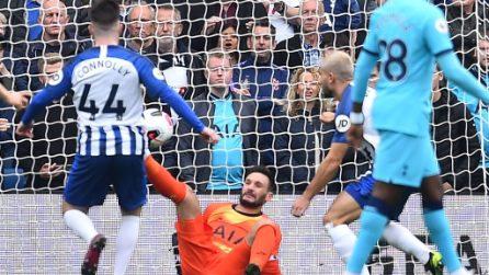 Hugo Lloris, il grave infortunio al portiere del Tottenham