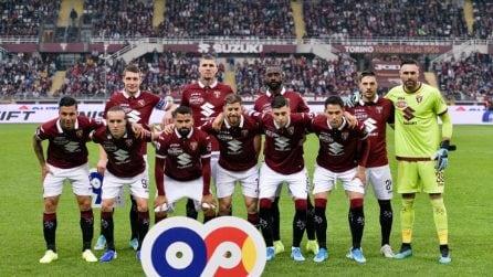 Serie A, le immagini di Torino-Napoli