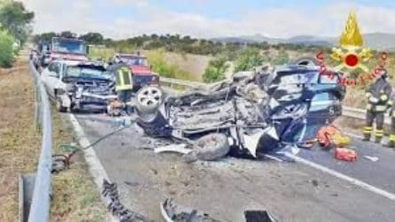 Incidente in Sardegna, due morti a Bolotana