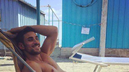 Le foto di Alessandro Graziani, il single vicino a Serena Enardu a Temptation Island Vip