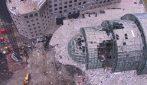 Le immagini inedite delle Torri Gemelle dopo l'attentato: ritrovati alcuni scatti