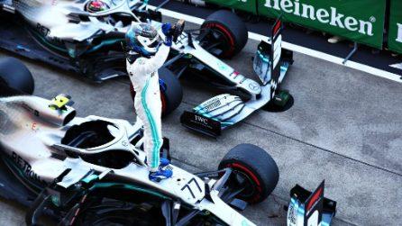 Mercedes nella storia, a Suzuka arriva il 6° titolo costruttori consecutivo