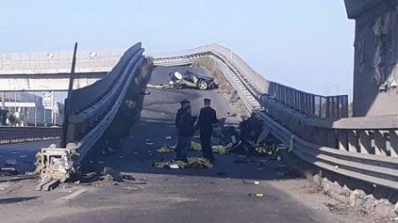 Belpasso, le foto dell'incidente mortale avvenuto a Paternò