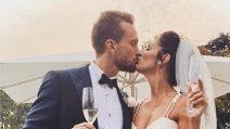 Le foto delle nozze di Vera Santagata e Dino Lanaro