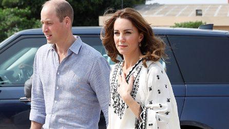 I look di Kate Middleton per il viaggio in Pakistan