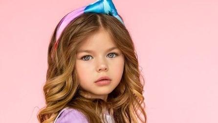 Alina Yakupova è la bambina più bella del mondo