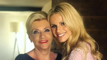 Ineke Hunziker, la bellissima mamma di Michelle