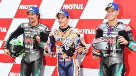 MotoGP in Giappone per il GP di Motegi