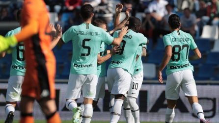 Serie A 19-20, Sassuolo-Inter