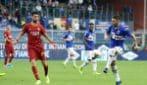 Serie A, Sampdoria-Roma