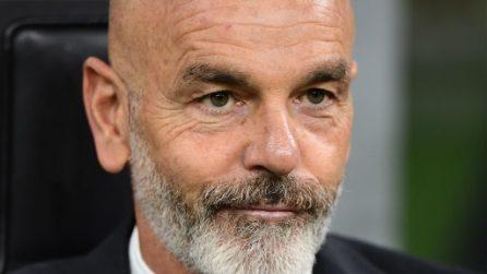 Serie A, le immagini più belle di Milan-Lecce