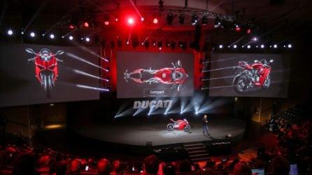 Ducati presenta le novità per il 2020