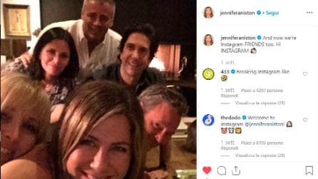 I 5 post con cui Jennifer Aniston ha conquistato Instagram