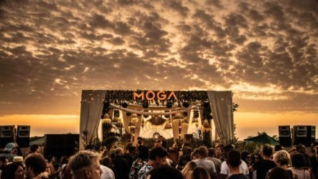 Al Moga Festival nell'hotel da mille e una notte