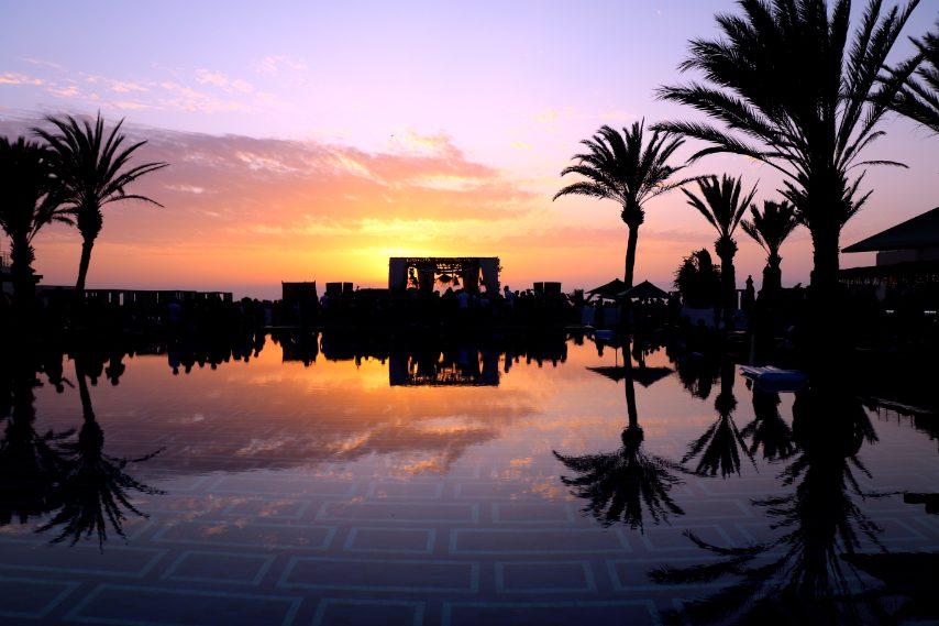 Per tre giorni, dall'11 al 13 ottobre, il Sofitel Hotel Essaouira è stato animato da ottima musica e gente entusiasta. 65 artisti marocchini e stranieri sono venuti ad Essaouira per suonare su quattro grandi palchi e divertire un pubblico di frequentatori marocchini e stranieri. Photo credit:@Juliet Airs