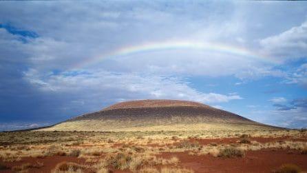 Visita al Roden Crater di James Turrell