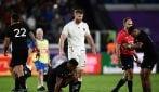 Mondiali di Rugby 2019, le foto della vittoria dell'Inghilterra contro gli All Blacks