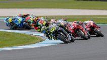 MotoGP, le foto di Valentino Rossi al GP d'Australia