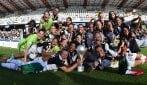 Supercoppa femminile, le immagini di Juventus-Fiorentina
