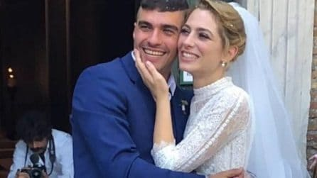 Le foto delle nozze di Federica De Benedittis e Giulio Maria Corso,