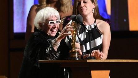L'Oscar alla carriera a Lina Wertmüller