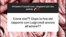 Irene Capuano risponde ai fan sulla rottura da Luigi Mastroianni