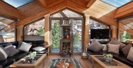 I 10 Chalet di Lusso più belli delle Alpi