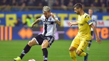 Serie A, le immagini di Parma-Hellas Verona
